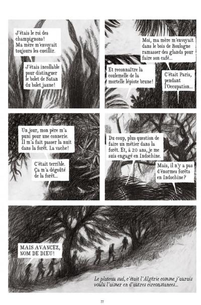 Page 4 Soleil brûlant en Algérie