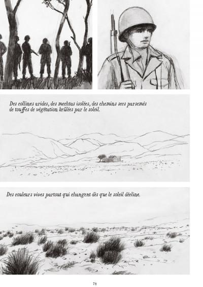 Page 5 Soleil brûlant en Algérie