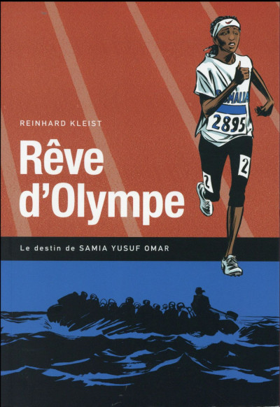 Couverture Rêve d'Olympe