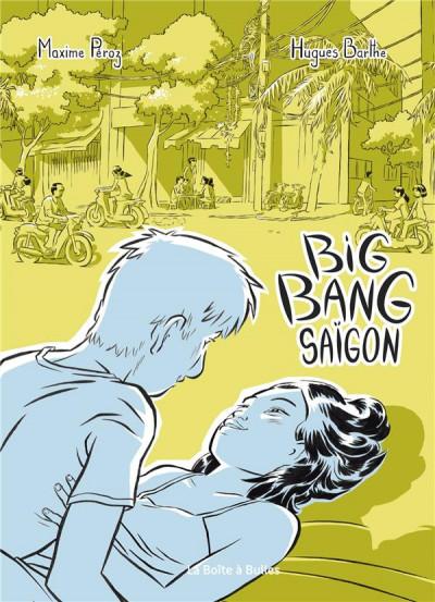 Couverture Big bang Saigon
