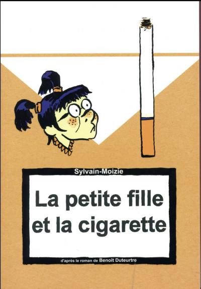 Couverture La petite fille et la cigarette