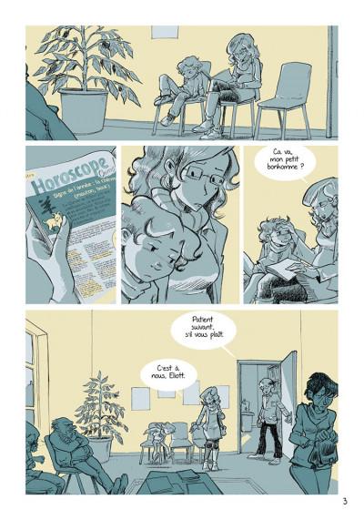 Page 3 L'année de la chèvre - Bernadette