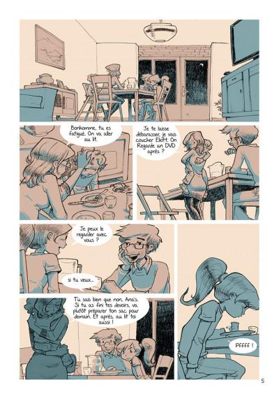 Page 5 L'année de la chèvre - Bernadette