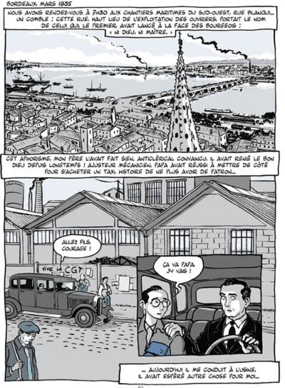 Page 1 Mémoires d'un ouvrier - intégrale