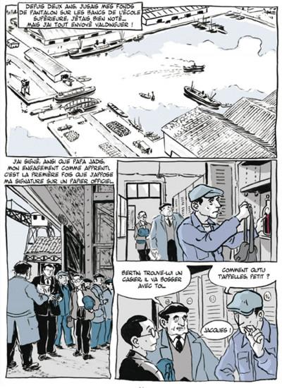 Page 2 Mémoires d'un ouvrier - intégrale