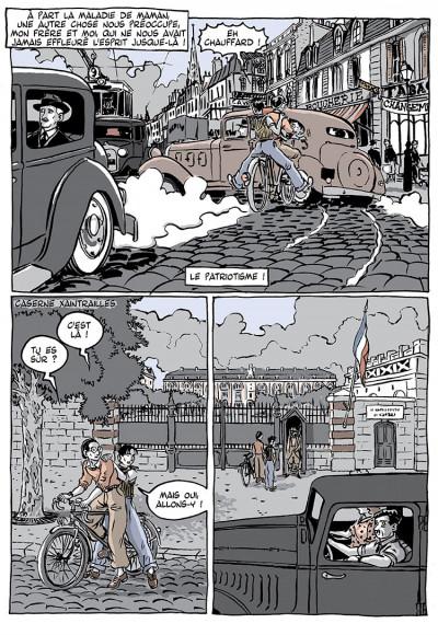 Page 3 Mémoires d'un ouvrier - intégrale