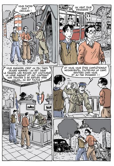 Page 4 Mémoires d'un ouvrier - intégrale