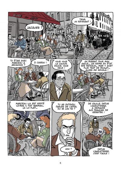 Page 5 Mémoires d'un ouvrier - intégrale