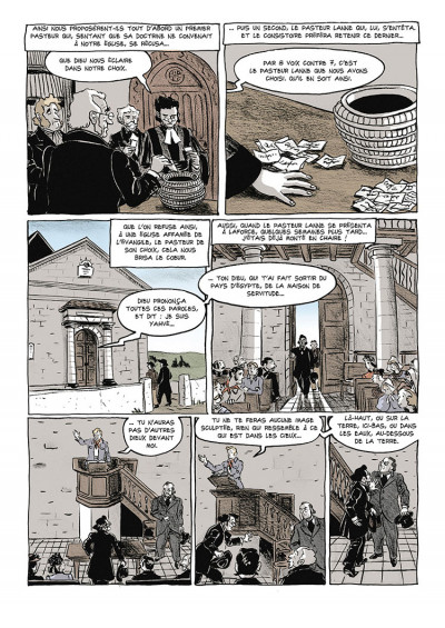 Page 1 John Bost, un précurseur