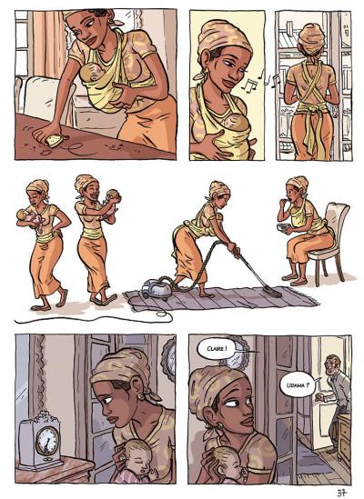 Page 2 Udama, chez ces gens-là