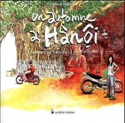 Couverture Un automne à Hanoï - Carnets de saisons au Vietnam