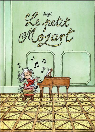 Couverture Le petit Mozart