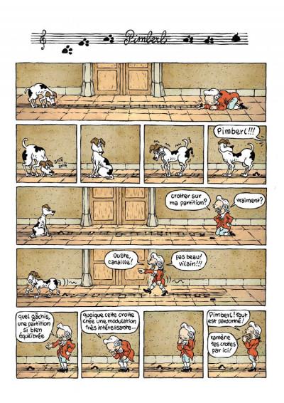 Page 2 Le petit Mozart
