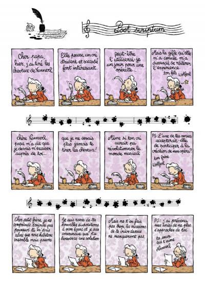 Page 3 Le petit Mozart