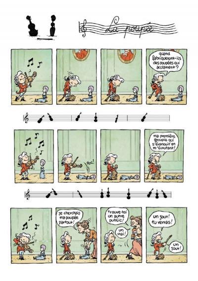 Page 4 Le petit Mozart