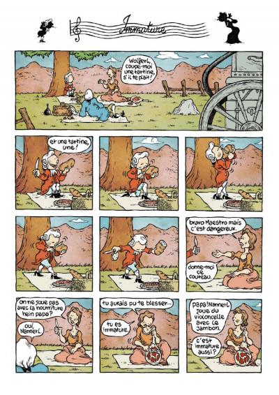 Page 6 Le petit Mozart