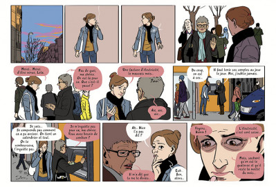 Page 8 Le monde à tes pieds