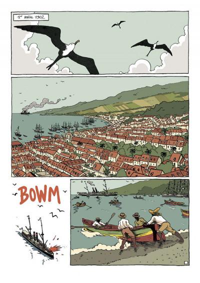 Page 1 Cyparis - le prisonnier de Saint-Pierre
