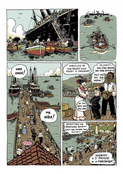 Page 3 Cyparis - le prisonnier de Saint-Pierre