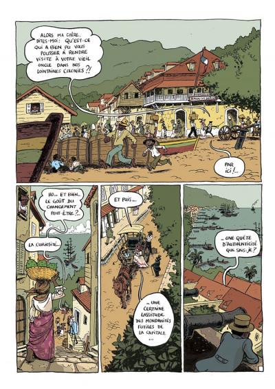 Page 4 Cyparis - le prisonnier de Saint-Pierre