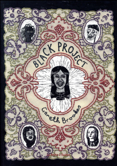Couverture Black project