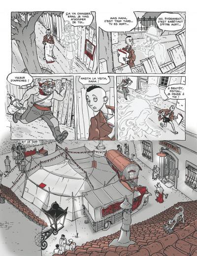 Page 2 Les fantômes de Ermo tome 1