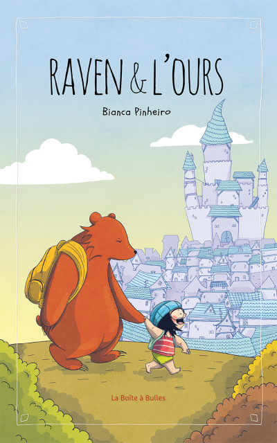 Couverture Raven & l'ours tome 1