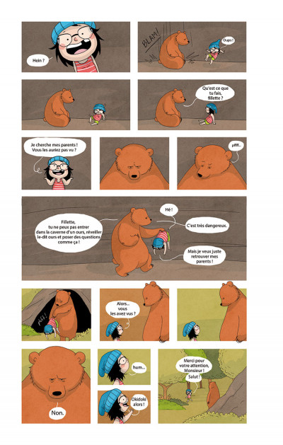 Page 2 Raven & l'ours