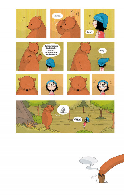 Page 3 Raven & l'ours