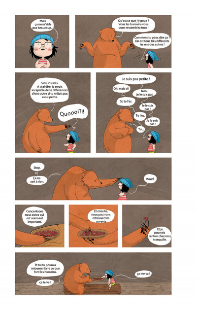Page 6 Raven & l'ours