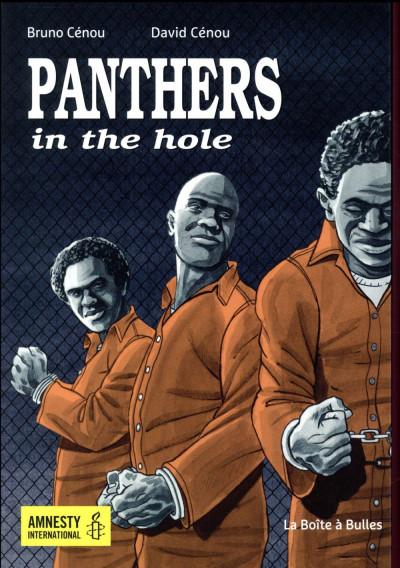 Couverture Panthers in the hole