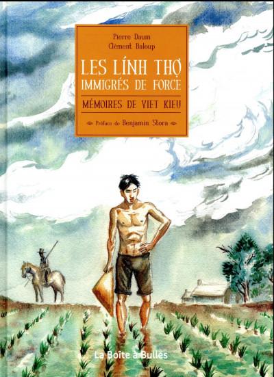 Couverture Mémoires de Viet-Kieu - les Linh Tho, immigrés de force
