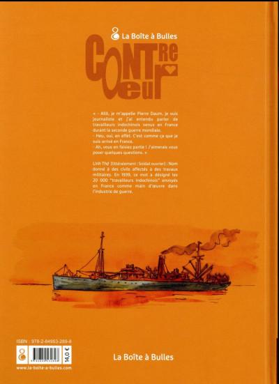 Dos Mémoires de Viet-Kieu - les Linh Tho, immigrés de force