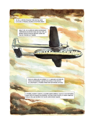 Page 1 Mémoires de Viet-Kieu - les Linh Tho, immigrés de force