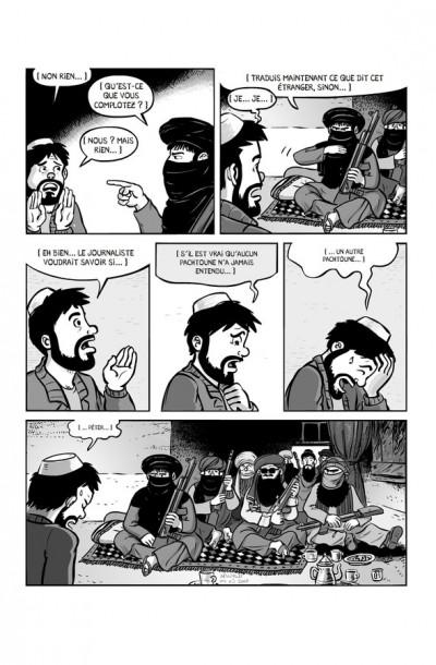 Page 4 Kaboul disco tome 3