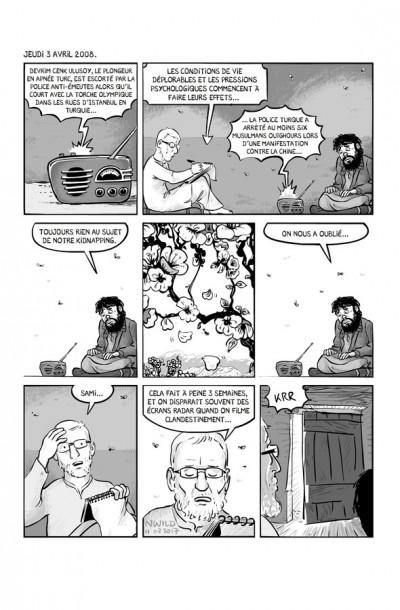 Page 5 Kaboul disco tome 3