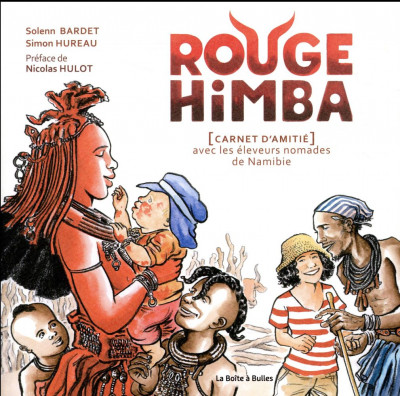 Couverture Rouge Himba