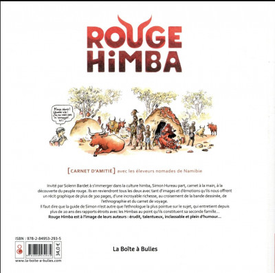 Dos Rouge Himba