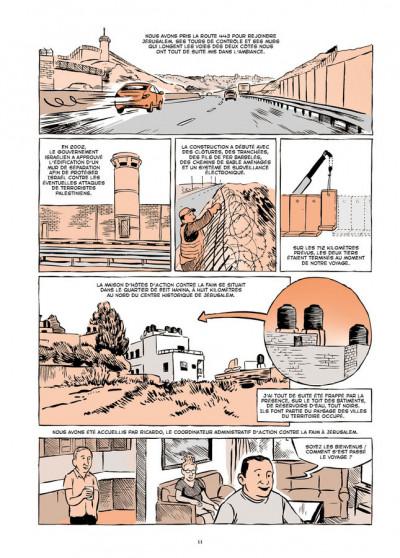Page 1 Vivre en terre occupée - Un voyage en Palestine, de Naplouse à Gaza