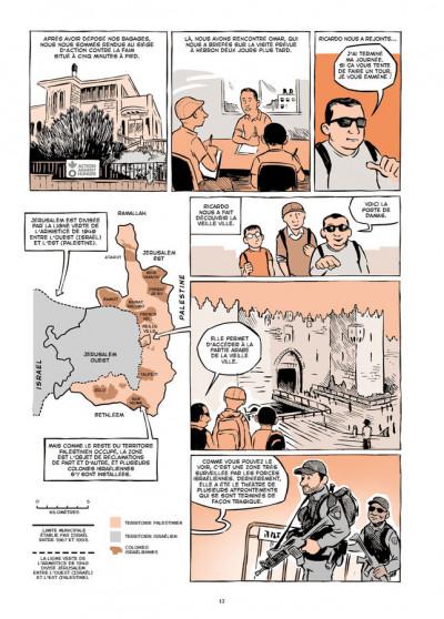 Page 2 Vivre en terre occupée - Un voyage en Palestine, de Naplouse à Gaza