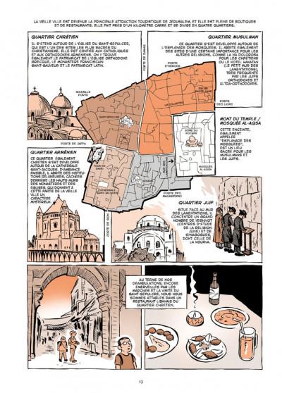 Page 3 Vivre en terre occupée - Un voyage en Palestine, de Naplouse à Gaza