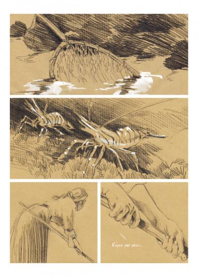 Page 1 Bleu amer