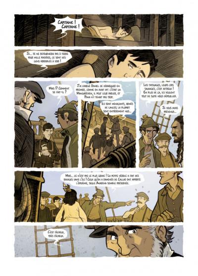 Page 1 Esclaves de l'île de Pâques