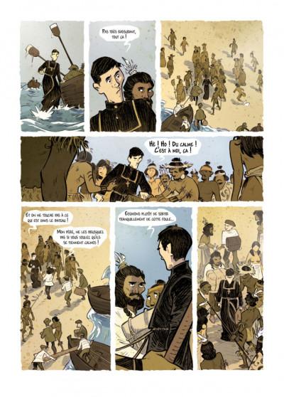 Page 3 Esclaves de l'île de Pâques