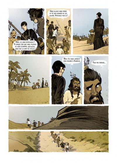 Page 4 Esclaves de l'île de Pâques