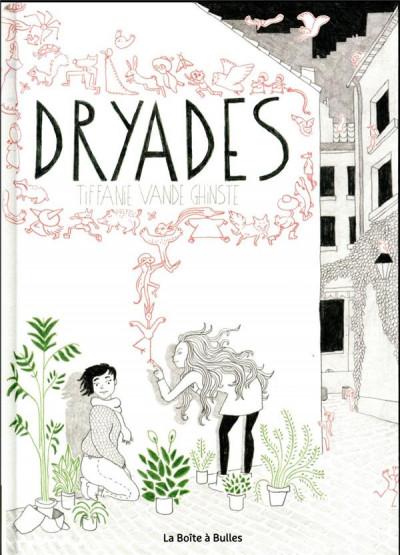 Couverture Dryades