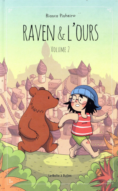 Couverture Raven & l'ours tome 2