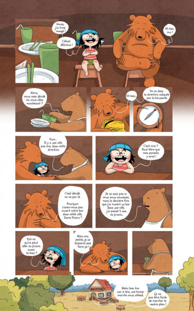 Page 1 Raven & l'ours tome 2