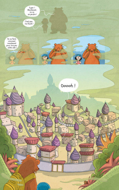 Page 3 Raven & l'ours tome 2