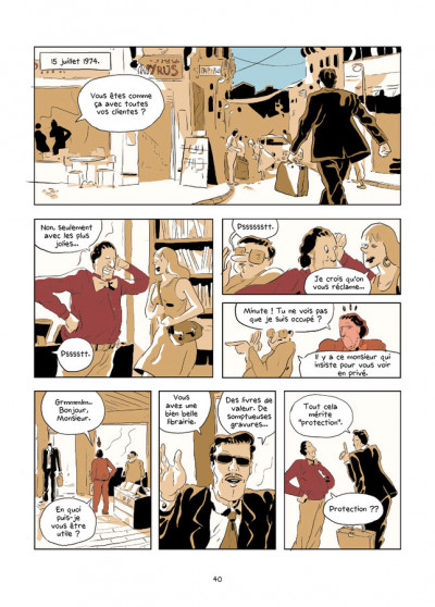 Page 1 La guerre des autres